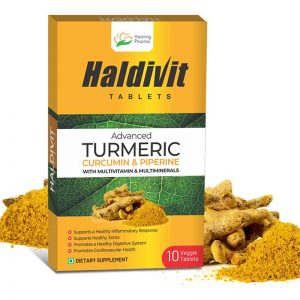 turmeric tablets dietary supplement