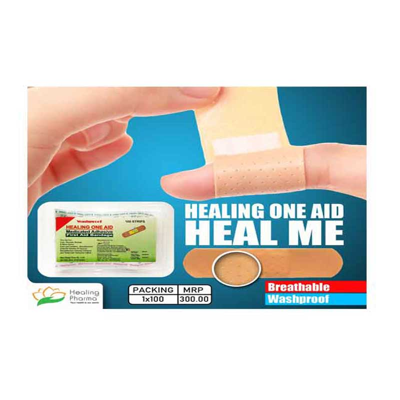 1 Adhesive band aid online