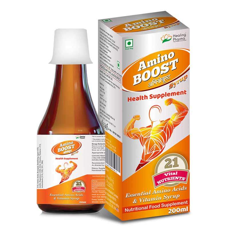 buy amino acid syrup for vitamins nutritional supplement