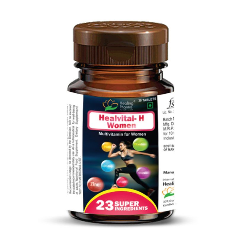Buy Multivitamin Tablets Online for Women - Multivitamin Tablets & Capsule - Healthcare Store Online in India