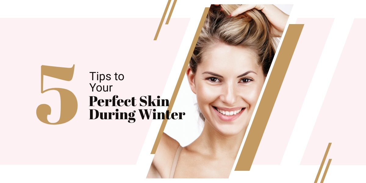 healthy skincare tips for winter
