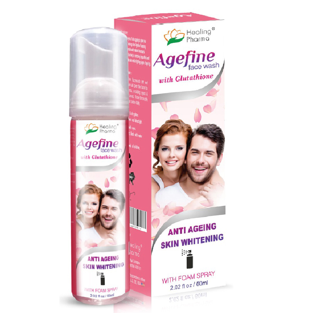 Agefine-Face-Wash-Anti-Ageing-skin-whitening-face-wash-brigthning