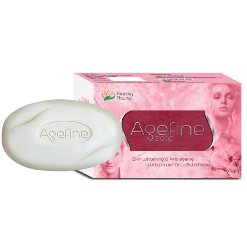 Agefine-soap-skin-whitening-anti-ageing-brightning